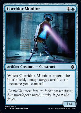 Corridor Monitor