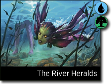 Starting decks The River Heralds