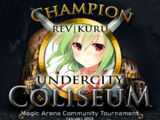 Undercity Coliseum Community Tournament/Rounds