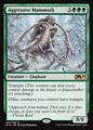 Aggressive Mammoth M19 302