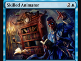 Skilled Animator