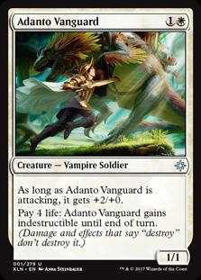 Adanto Vanguard