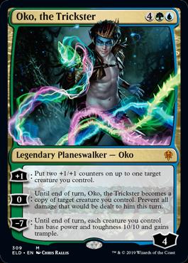 Oko, the Trickster