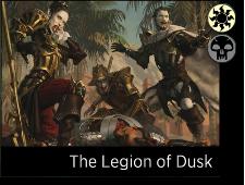 Starting decks The Legion of Dusk
