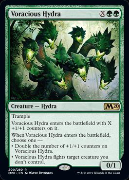Voracious Hydra