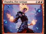 Chandra, Fire Artisan