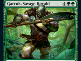 Garruk, Savage Herald