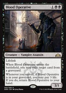Blood Operative