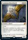 Luminous Broodmoth