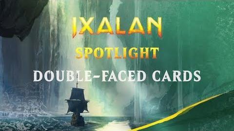 Ixalan Spotlight Double-Faced Cards