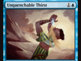 Unquenchable Thirst