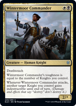Wintermoor Commander