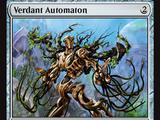 Verdant Automaton