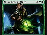 Nissa, Genesis Mage