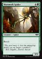 Mammoth Spider RNA 132
