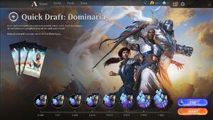 Quick draft menu DOM May 11 2018