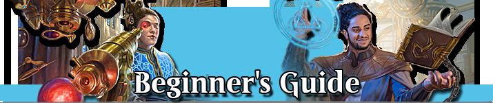 Beginner's Guide   MagicArena Wiki   FANDOM powered by Wikia