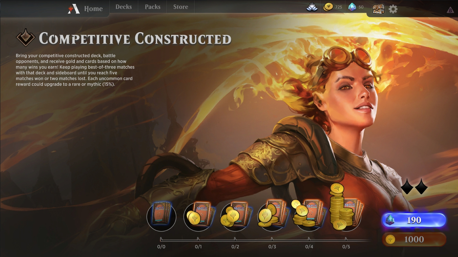 Competitive Constructed | MagicArena Wiki | FANDOM powered