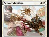 Servo Exhibition