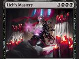 Lich's Mastery