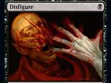 Disfigure