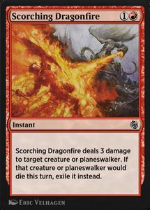 Scorching Dragonfire