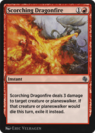 Scorching Dragonfire