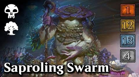 Decks/LVD Saproling Swarm Upgrade | MagicArena Wiki | FANDOM