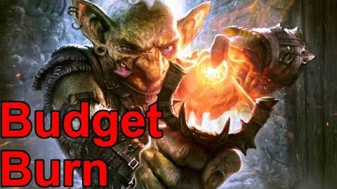 Budget Mono Red Teting in MTGA Early Access Event (Event Was Sponsored By WOTC)-1538345195