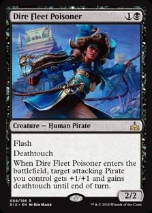 Dire Fleet Poisoner