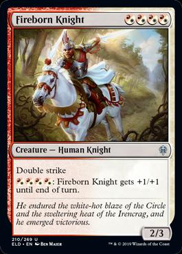 Fireborn Knight