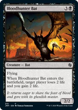 Bloodhunter Bat