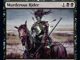 Murderous Rider