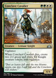 Conclave Cavalier