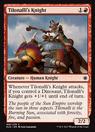 Tilonalli's Knight