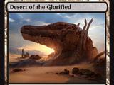 Desert of the Glorified