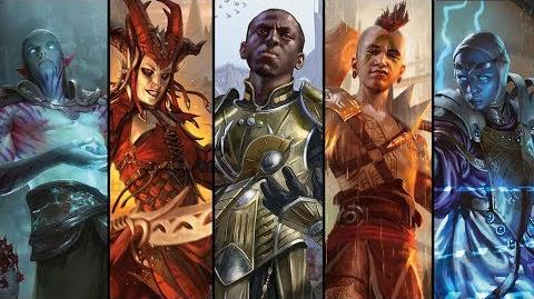 Magic The Gathering - Official Ravnica Allegiance Trailer