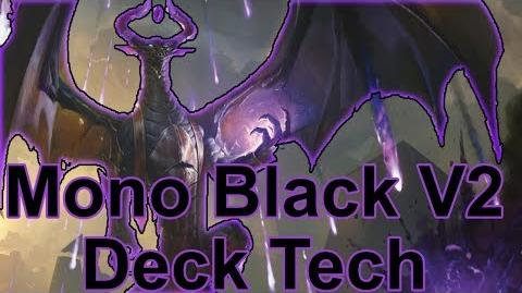 MTG Arena Mono Black Deck Tech and Gameplay (7-1) (thanks to Odisho1)
