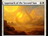 Approach of the Second Sun