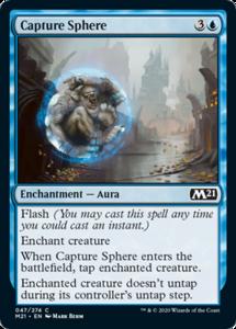 Capture Sphere