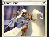Court Cleric