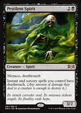Pestilent Spirit