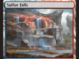 Sulfur Falls