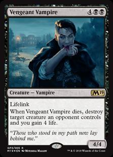 Vengeant Vampire