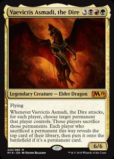 Vaevictis Asmadi, the Dire
