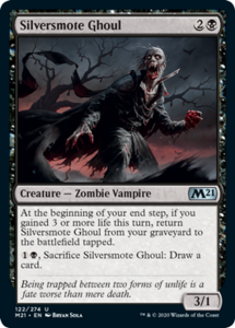 Silversmote Ghoul