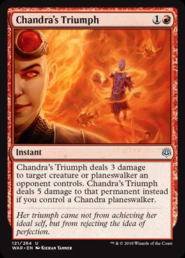 Chandra's Triumph