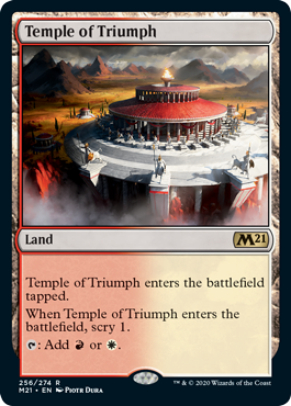 Temple of Triumph