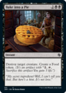 Bake into a Pie