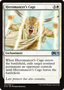Hieromancer's Cage | MagicArena Wiki | FANDOM powered by Wikia